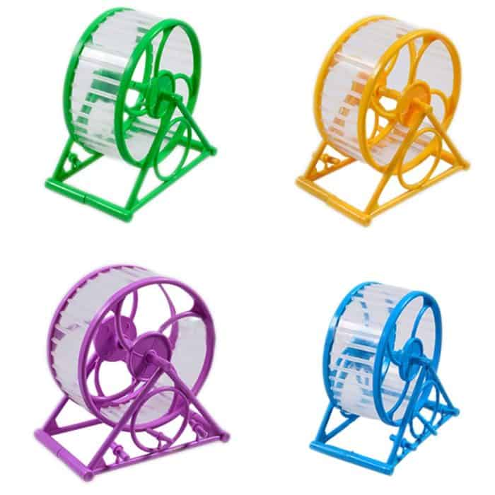 Hamster Wheel Running Toy for Small Pets