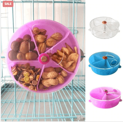 Perk Up Your Bird Cage With These Unique Items
