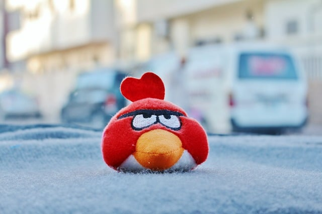 angry birds type games